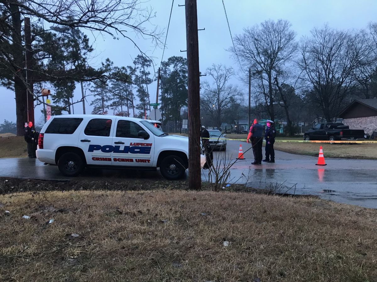 1 injured, 1 at large following Lufkin shooting