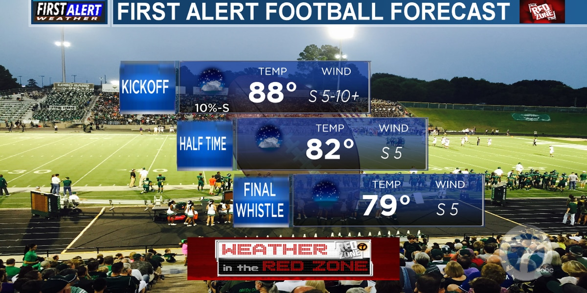 Here's your Red Zone Forecast for Week 5
