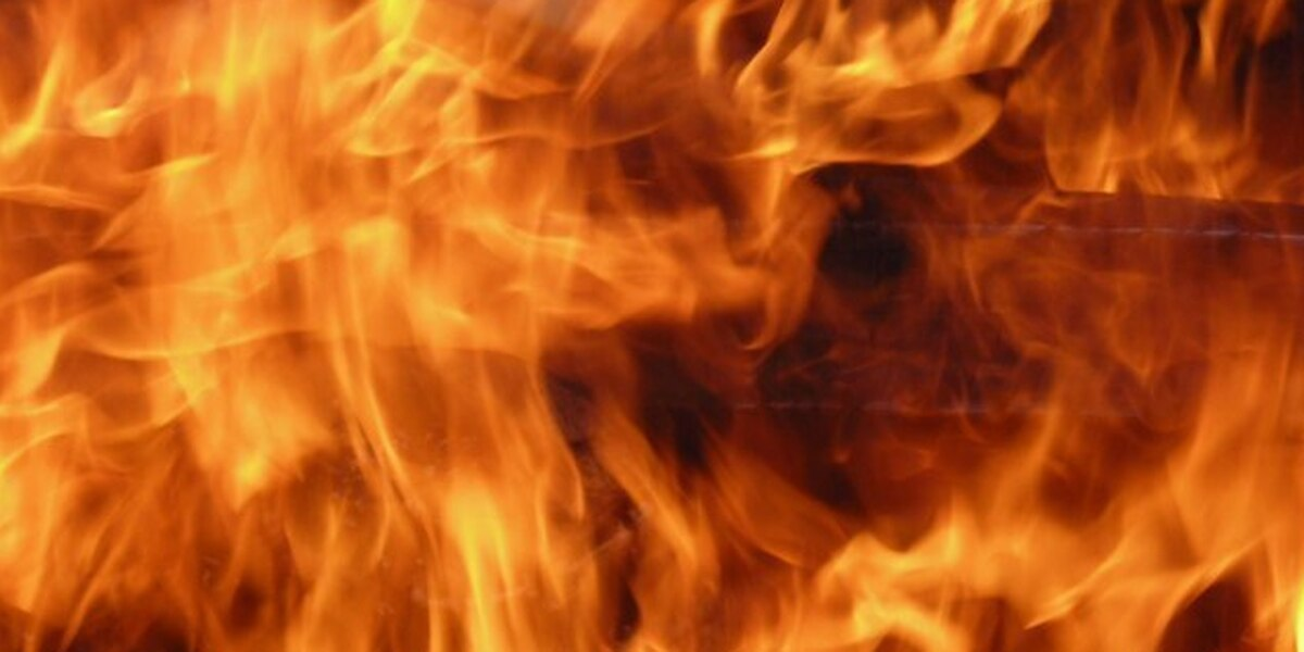 Structure fire in Longview overnight