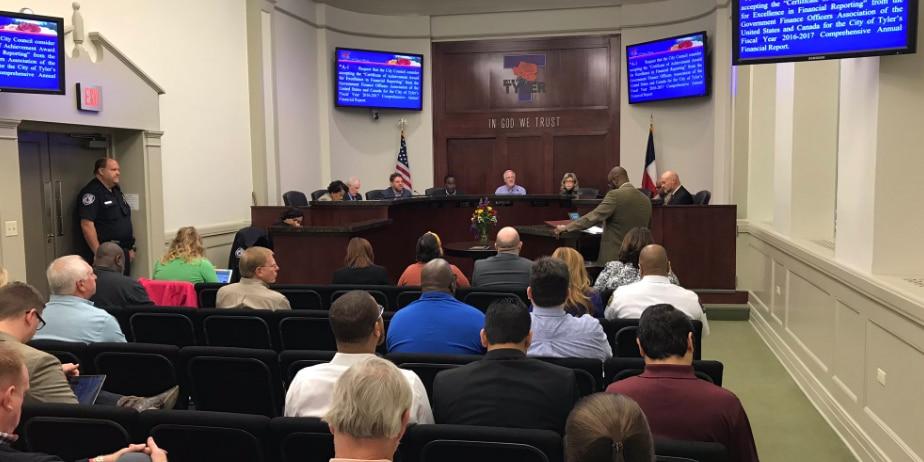 7OnScene: Tyler City Council, Jan. 9