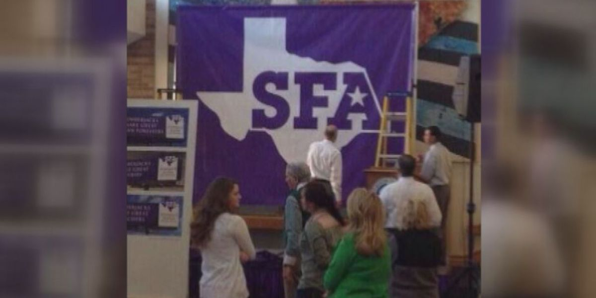 Way Back Sports: A Look at the 2014 SFA logo fail