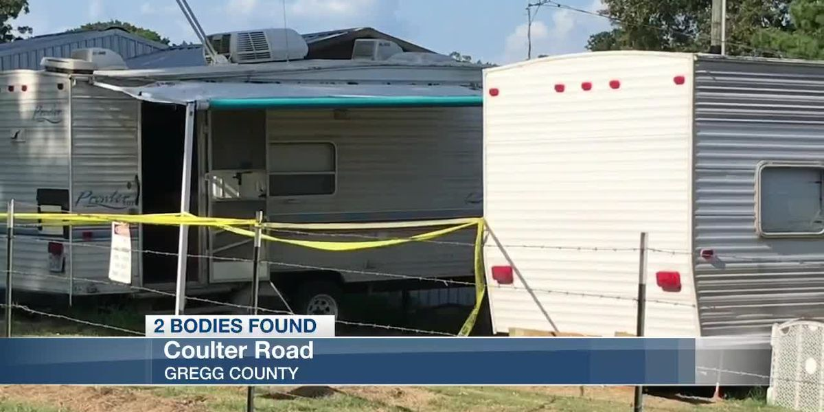 Preliminary autopsy report inconclusive on 2 bodies found in Gregg County