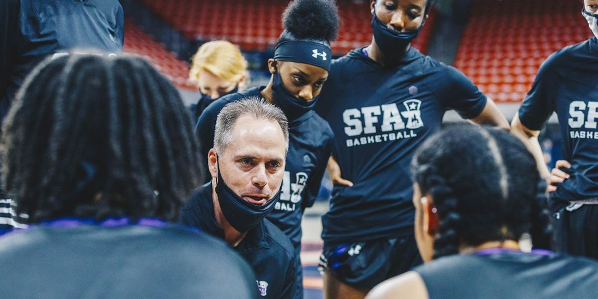 SFA women's basketball brings home honors from Dave Campbell's Texas basketball