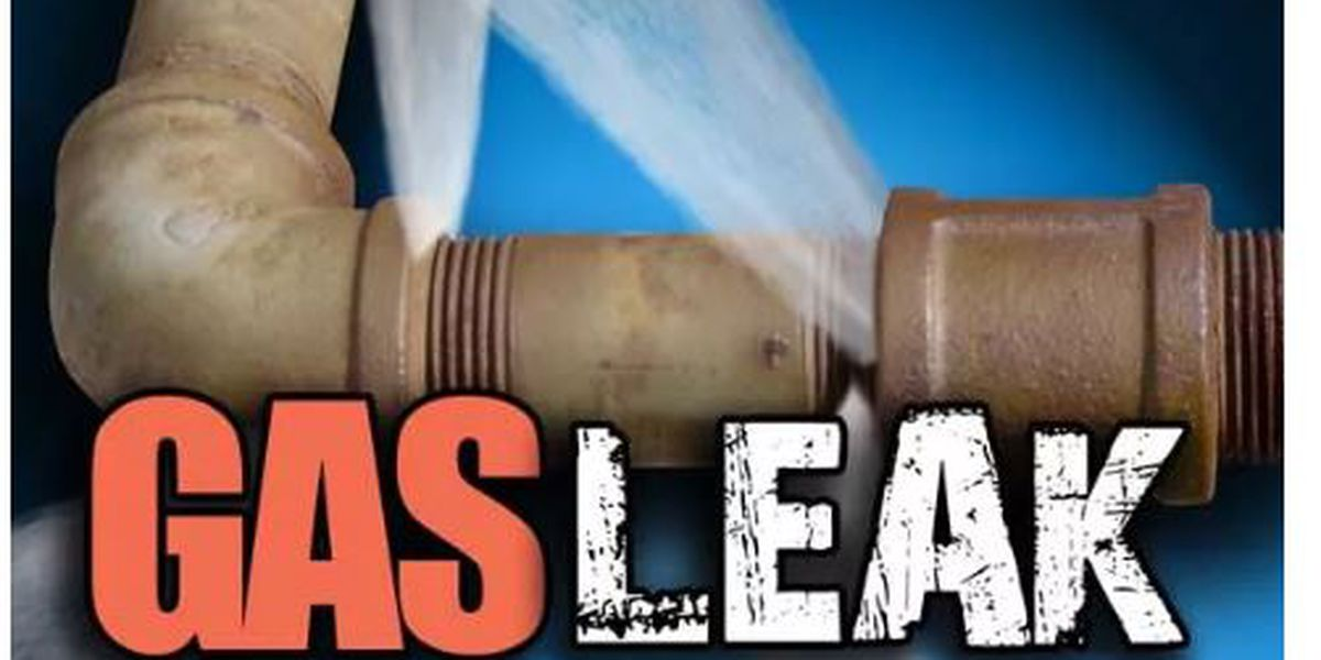 Kilgore gas leak contained, traffic flow returned to normal