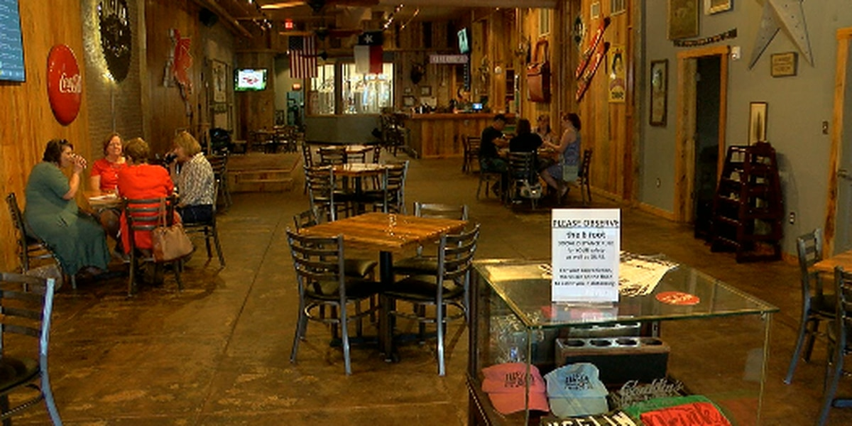 Local businesses have different reactions to Gov. Abbott's reopening announcement
