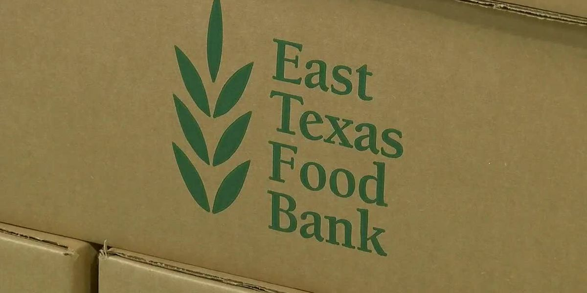 East Texas Food Bank to host produce distribution event at Lufkin expo center