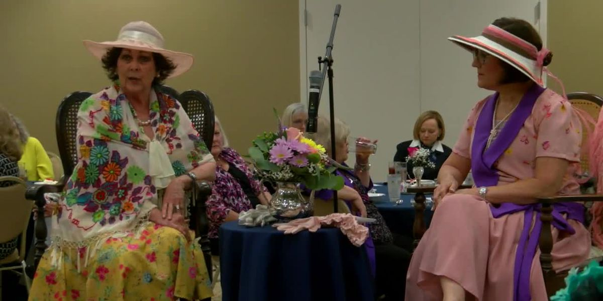 Nacogdoches chapter of Daughters of American Revolution celebrate 95th anniversary
