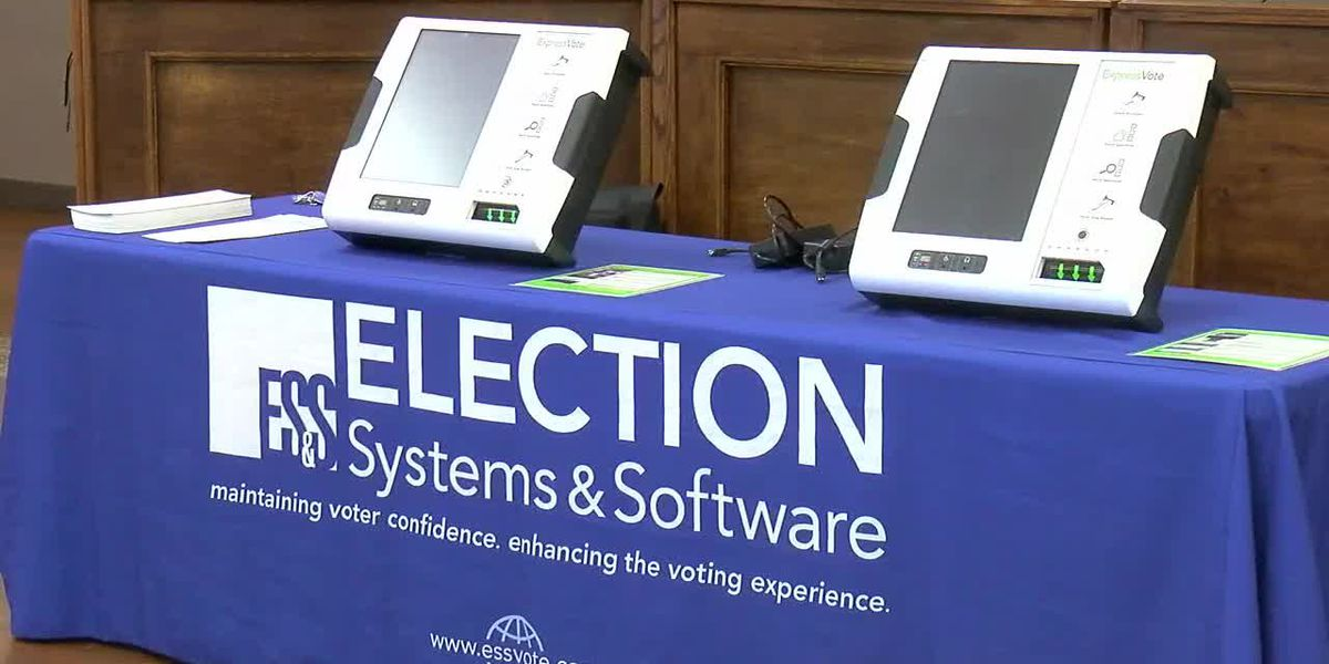 Election officials says lack of internet connection will not impact voting in Noonday