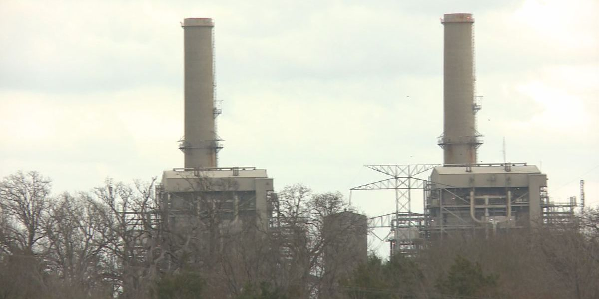 Boom heard by many Northeast Texans was demolition of old Big Brown Power Plant