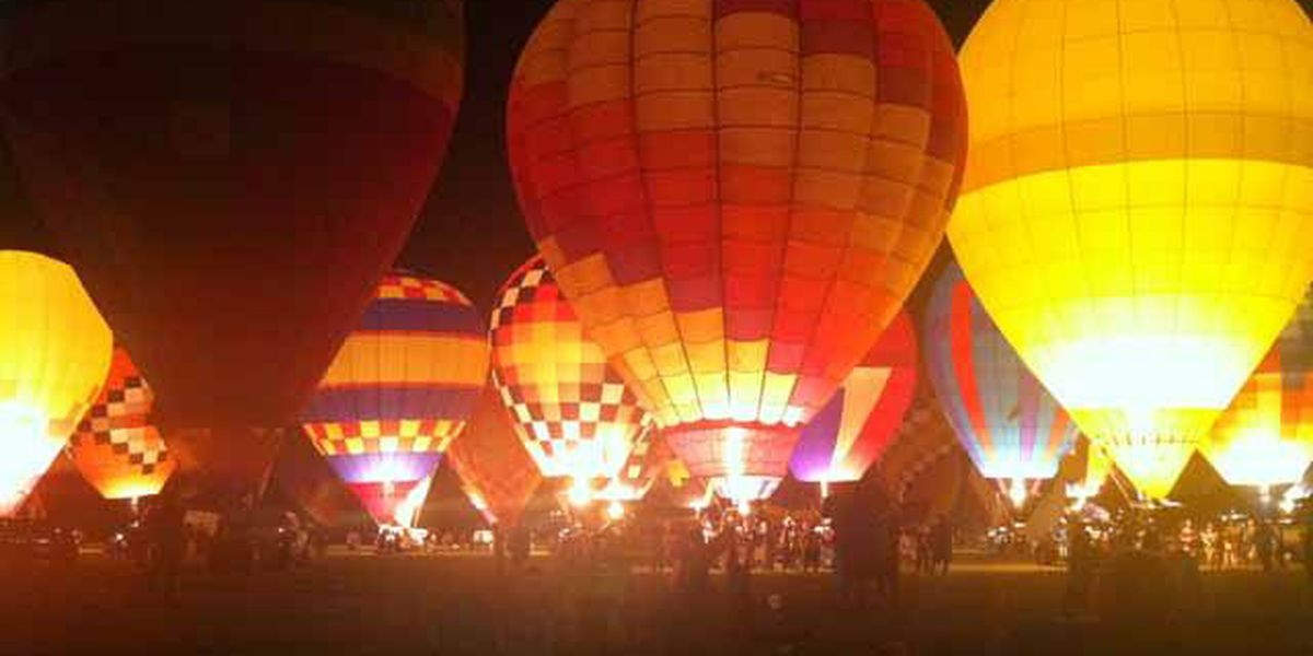 Great Texas Balloon Race forecast and schedule of events