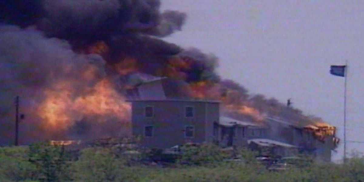 Sheriff Larry Smith recalls experience at 1993 Waco Siege