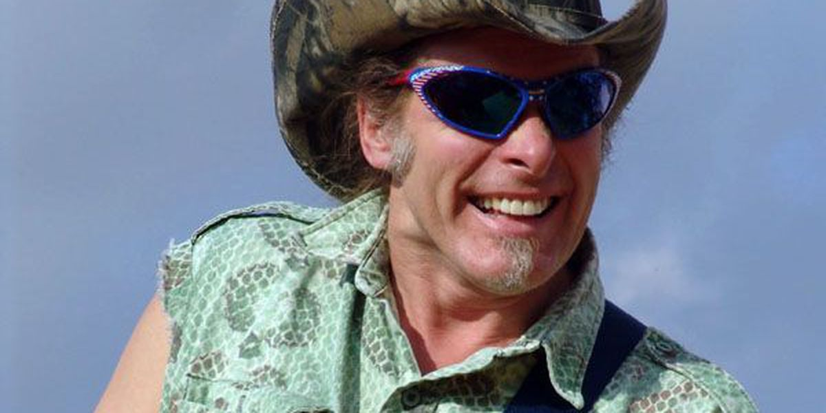 Ted Nugent's appearance at upcoming Longview festival canceled by city