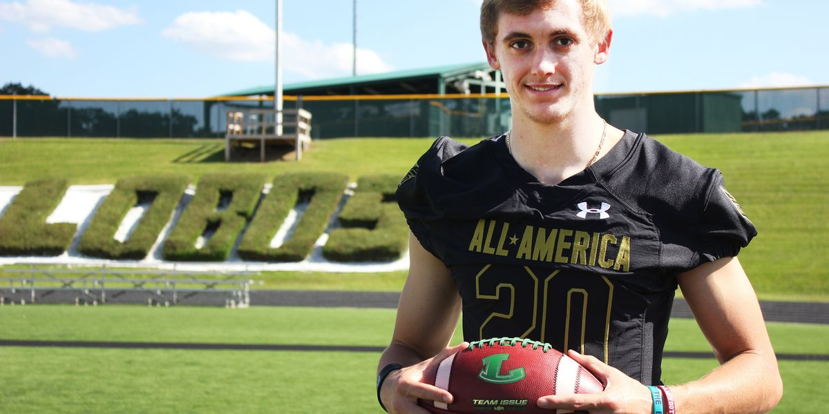 Longview's Haynes King to play in Under Armour All-American game