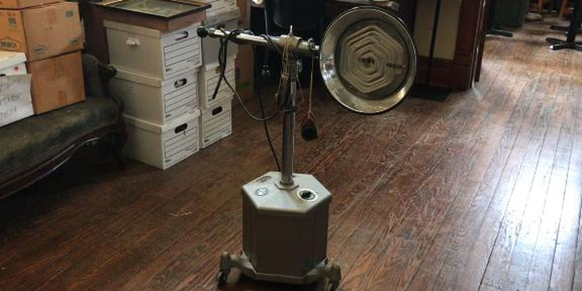 Gregg County Historical Museum's attic boasts some strange, unique items