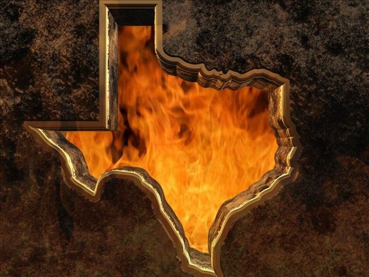 East Texas counties issue burn bans