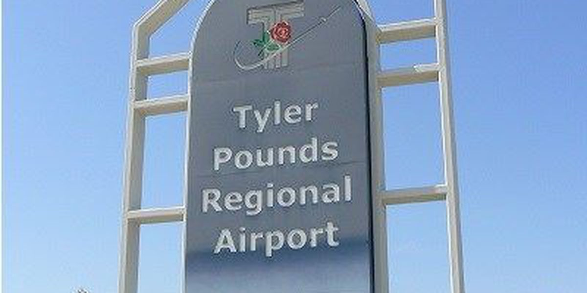 LIVE: Symbolic flight on new runway at Tyler Pounds Regional Airport