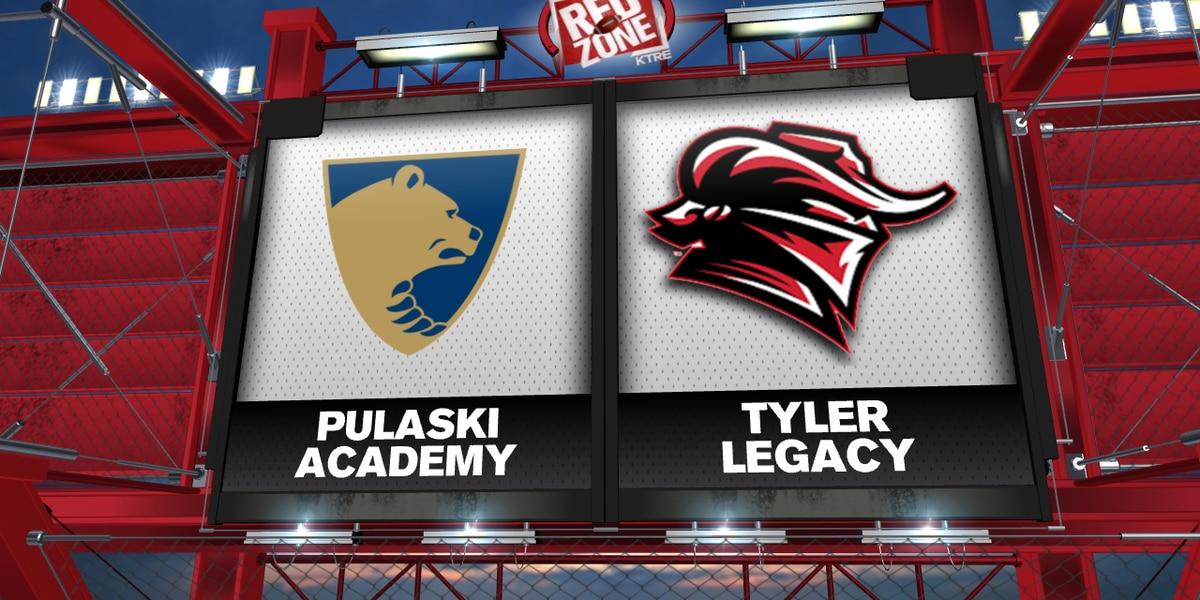 Webxtra: Getting to know Legacy's opponent: Pulaski Academy