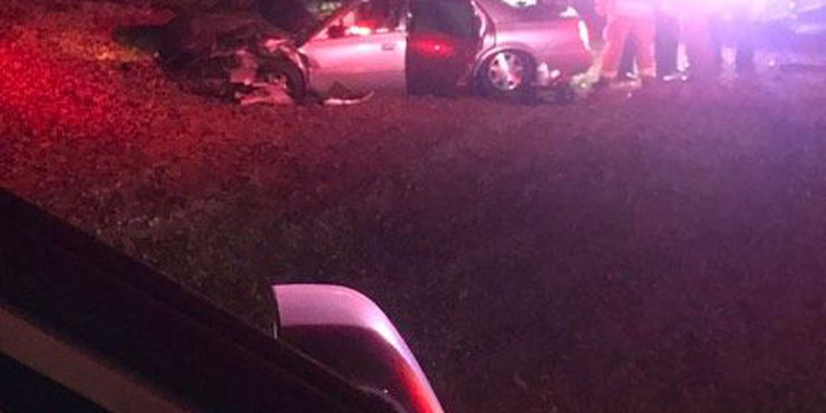 Several injuries reported in Smith County wreck