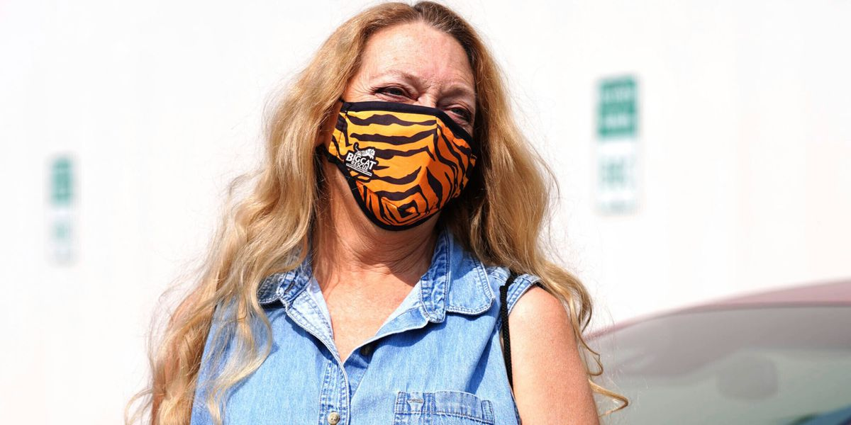 """One person bitten by tiger at Carole Baskin's """"Big Cat Rescue"""""""