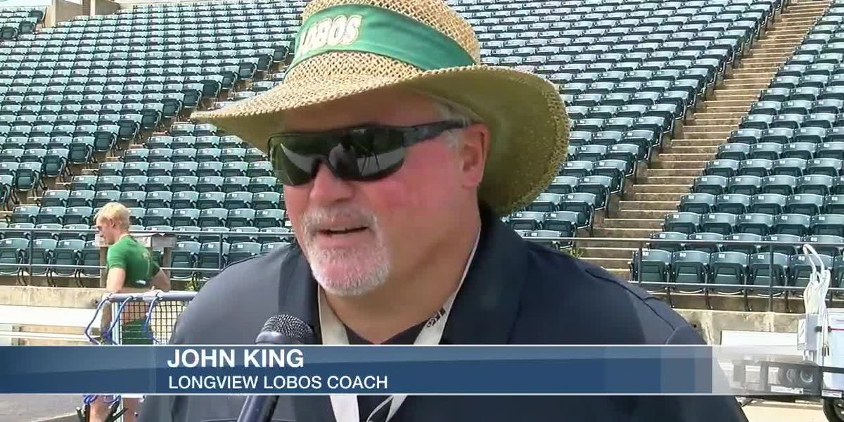 Longview Lobos gearing up to defend state title