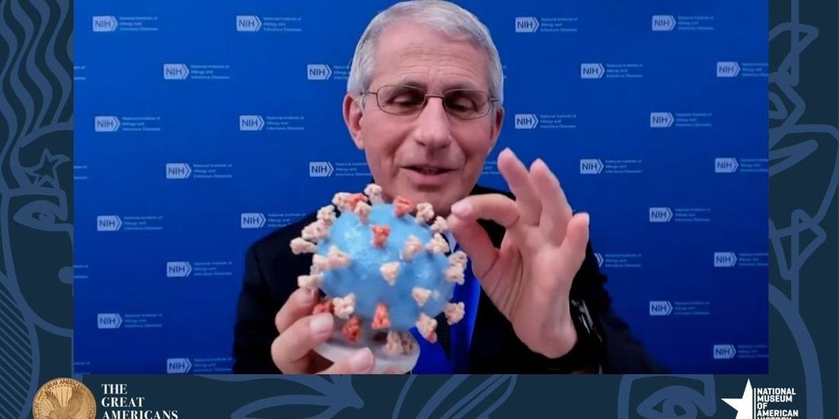 Dr. Anthony Fauci interview