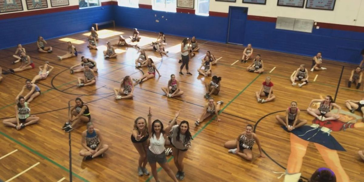 More than 90 hopefuls tryout for KC Rangerettes' 80th line