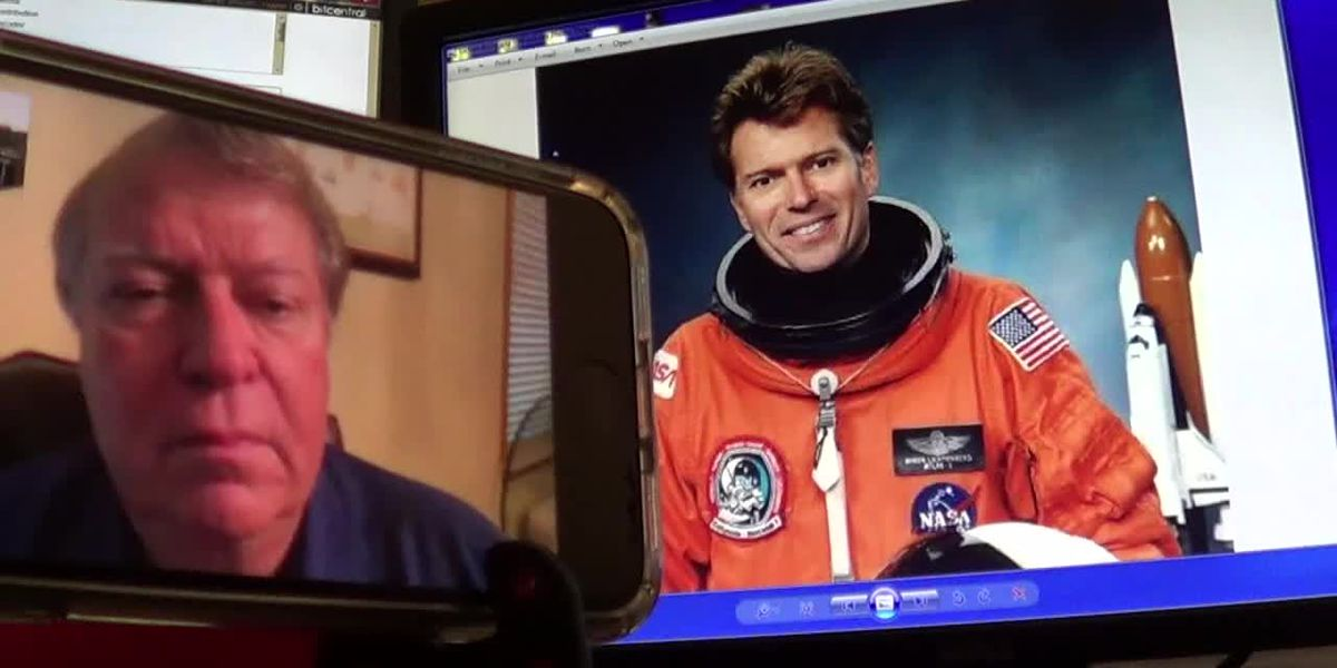 WEBXTRA: Former astronaut talks about SpaceX ahead of manned Dragon capsule launch