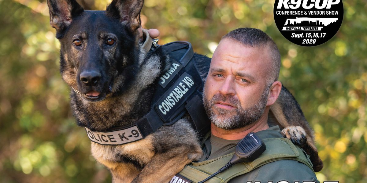 K-9 officer honored in Wood County 'last ride' procession