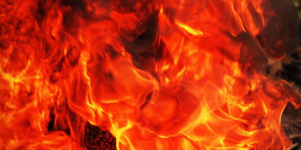 Rusk Co. officials investigate overnight fire that destroyed a camper