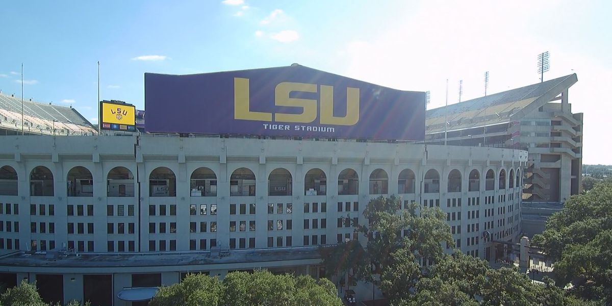 LSU Football releases 2020 schedule