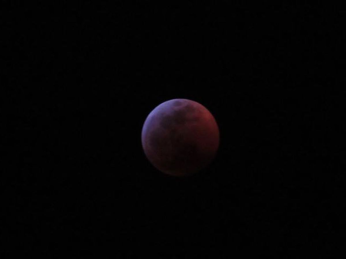 PHOTOS: East Texans capture rare lunar eclipse