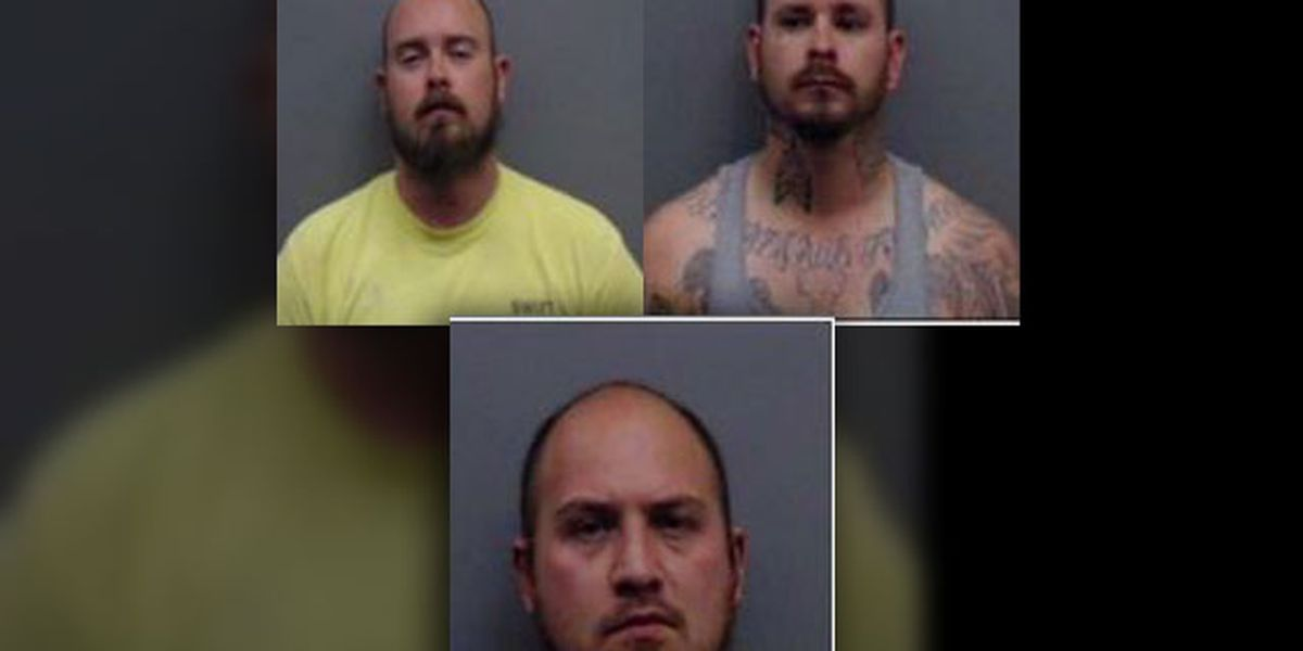 Smith County affidavit: Suspects allegedly chased down motorcyclist, shot him