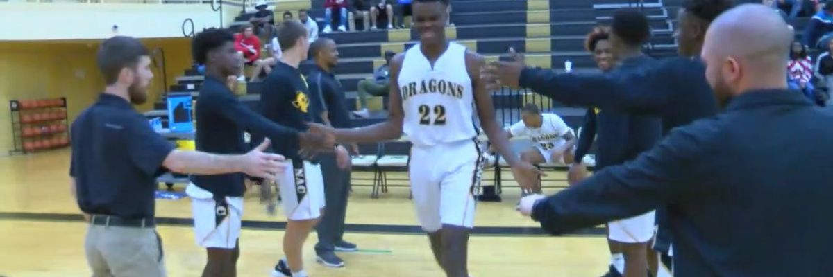 Nacogdoches' Nana becoming a force on the court