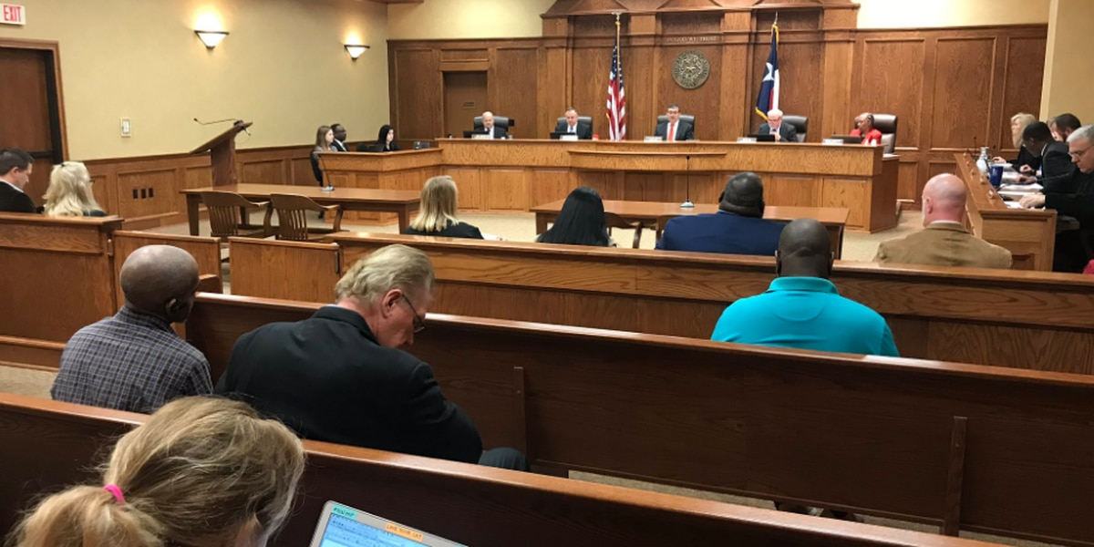 7OnScene: Smith County Commissioners Court meets on Jan. 8