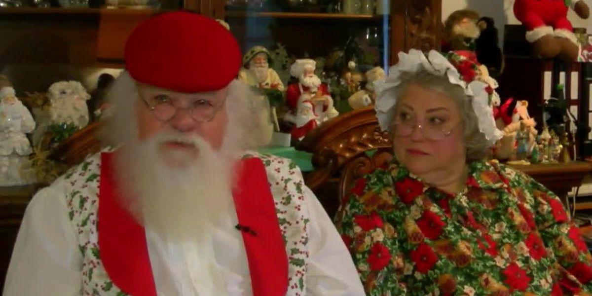 Santa Claus will listen to children from a distance in 2020