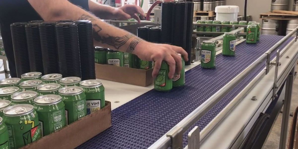 True Vine Brewing Company set to expand in downtown Tyler