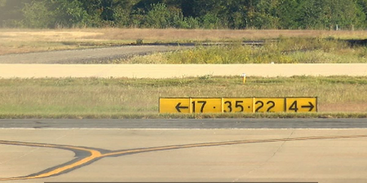 Tyler Pounds Regional Airport improvements continue