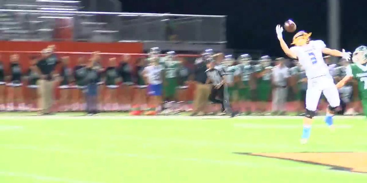 WATCH: Carlisle one-handed snag
