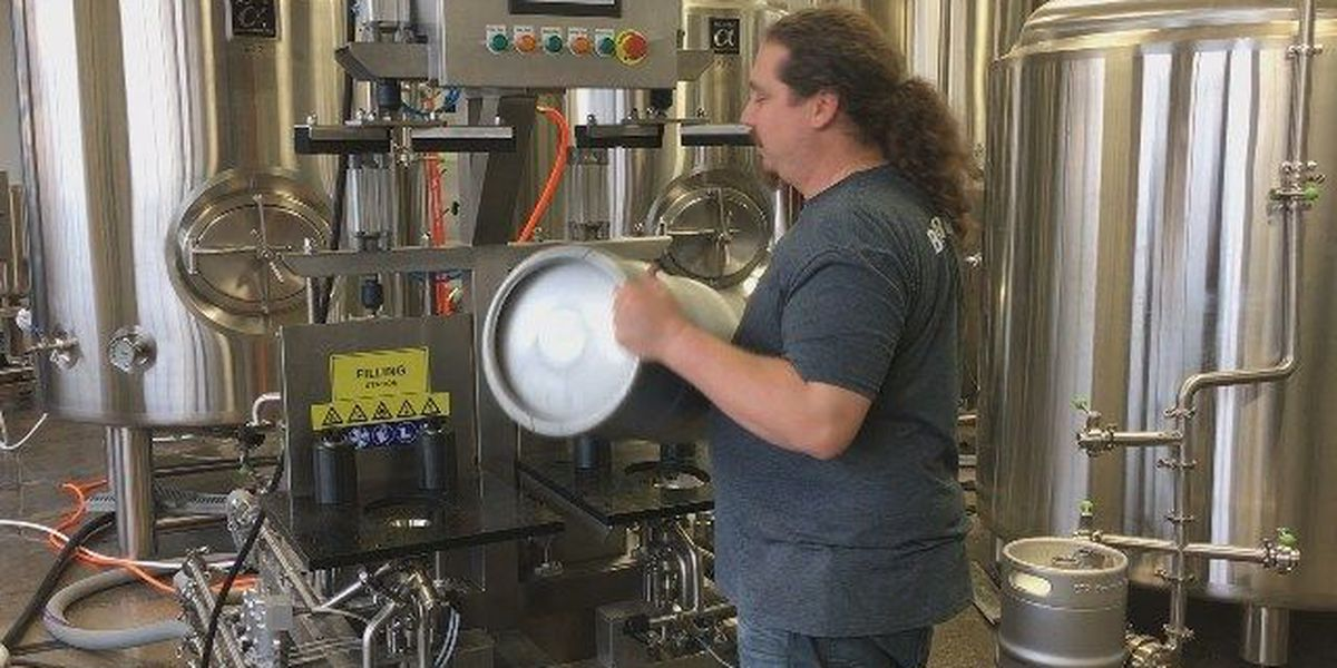 ETX Brewing Company opens doors to East Texas
