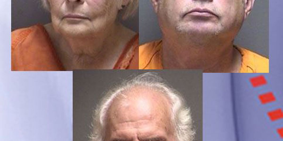 4 Titus County residents charged with tampering with will for financial gain