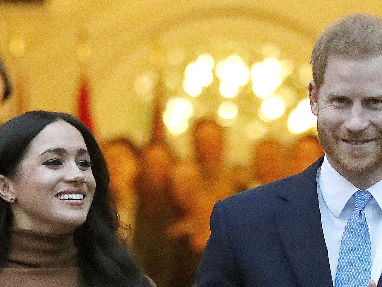 Prince Harry says he didn't walk away from royal duties