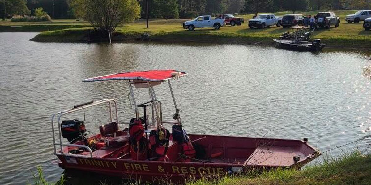Body recovered after man drowns in private lake on Trinity County golf course