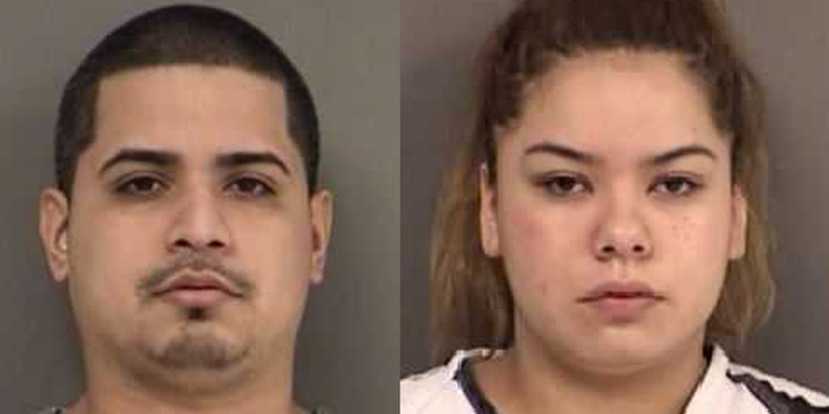 Hopkins County deputies: Couple caught with thousands in cash to buy 'Sky Walker' weed