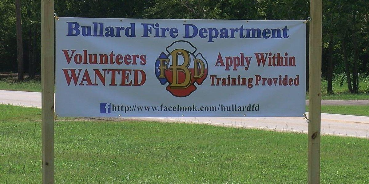Volunteer firefighters wanted across East Texas