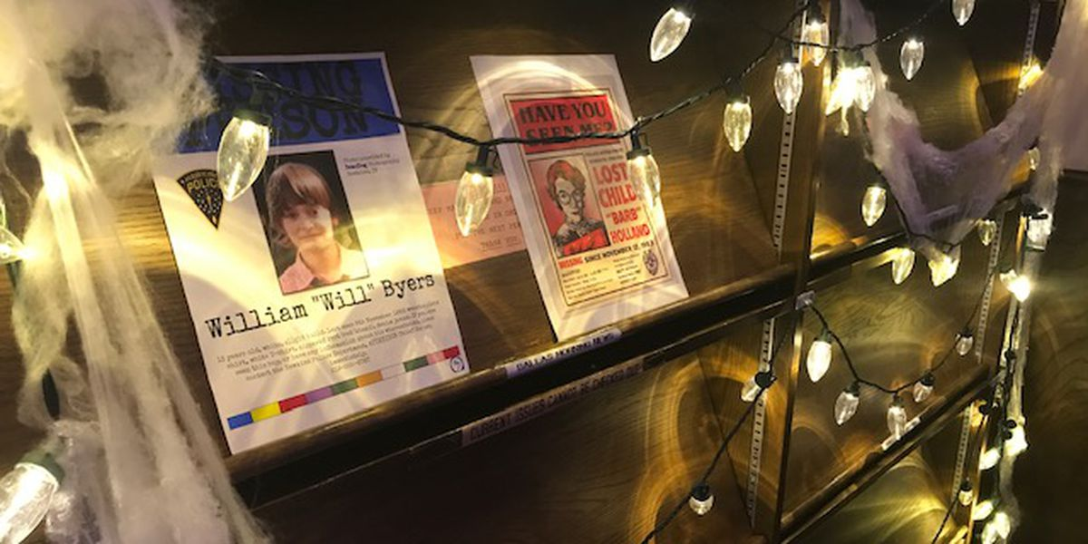 "Kilgore Public Library hosts ""Stranger Things"" escape room"
