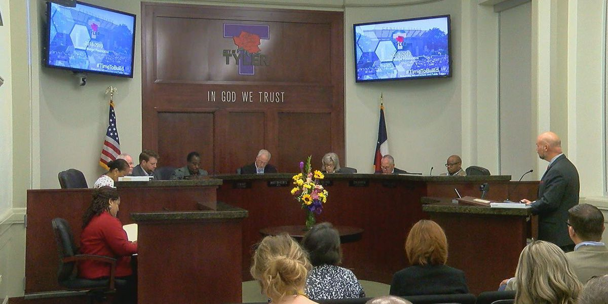 Tyler City Council approves slight property tax increase