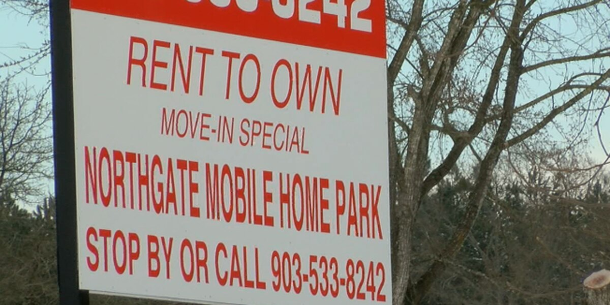 Families struggle in Tyler mobile home park without power for 36+ hours