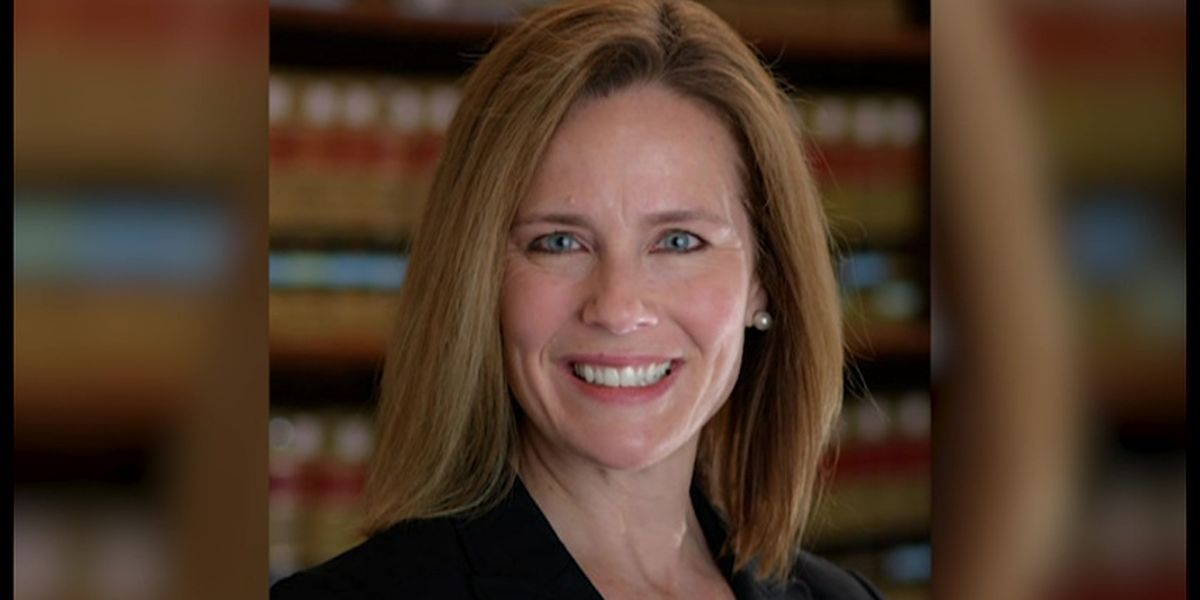 LIVE: Trump to nominate conservative Amy Coney Barrett for court