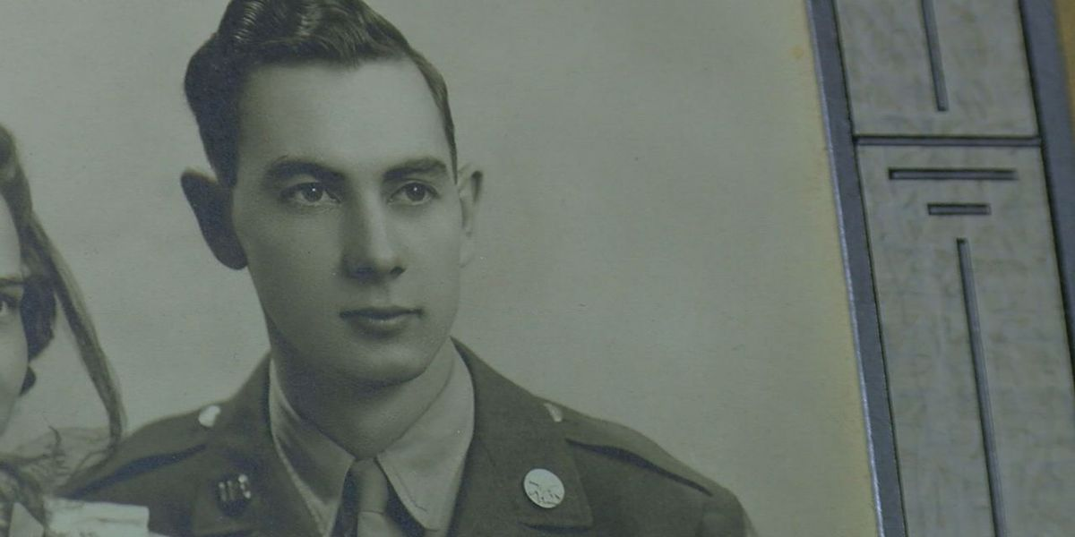 East Texas WWII veteran remembers fallen brothers on Memorial Day