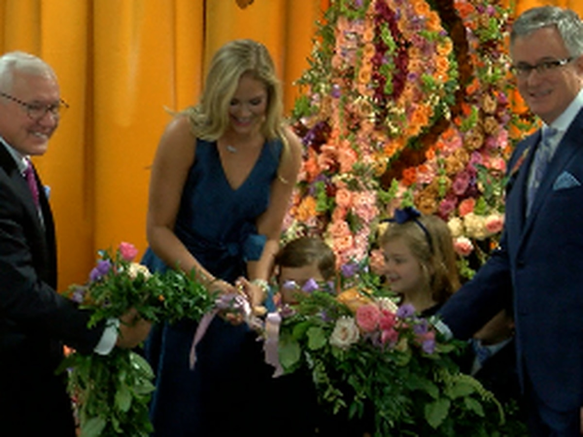 86th annual Texas Rose Festival has officially begun